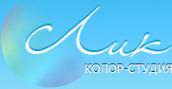 Логотип компании Колор Студия Лик